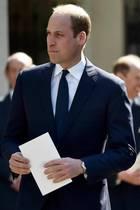 Prinz William + Prinz Andrew