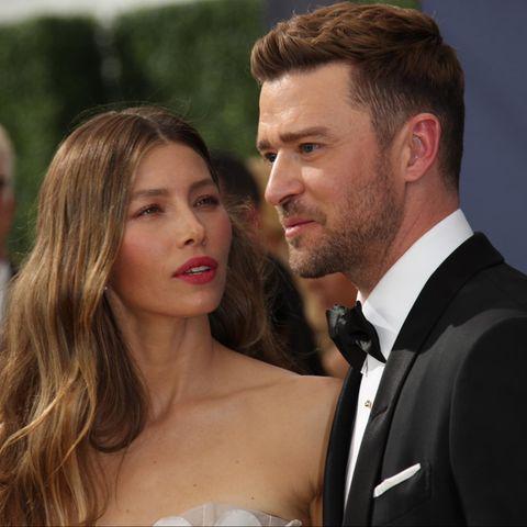 Jessica Biel und Justin Timberlake