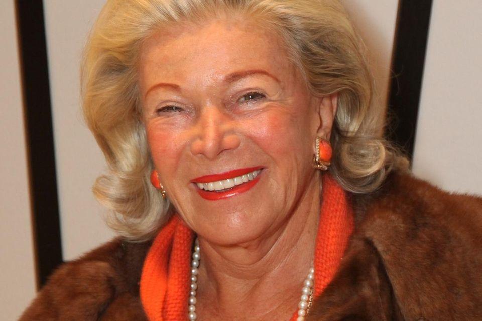 Christa Mayrhofer-Dukor ist die Cousine der bereits verstorbenen Grace Kelly.