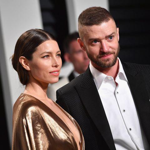 Jessica Biel + Justin Timberlake