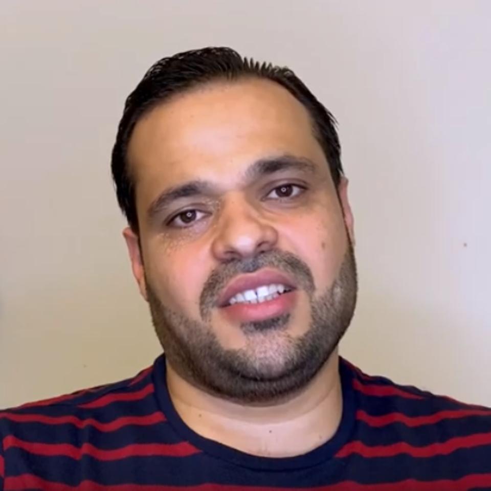 Bilal über das Leben mit Sanas Behinderung