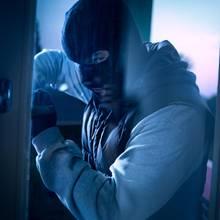 Mit der Gegenwehr von Willie Murphy hatte der Einbrecher nicht gerechnet (Symbolbild)