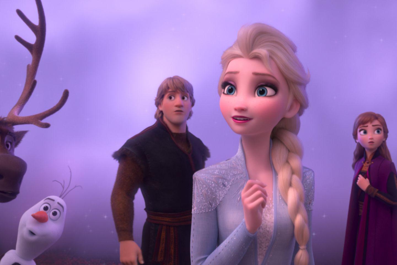 Elsa und Anna, Die Eiskönigin 2, Disney, Die Eiskönigin