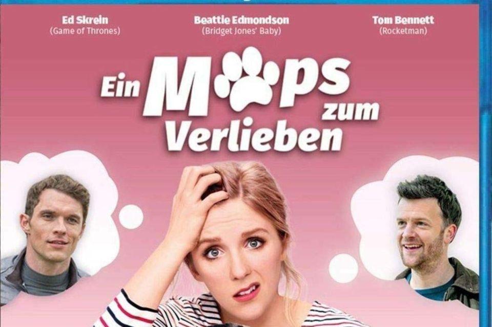 """""""Ein Mops zum Verlieben""""(seit 11. Oktober auf Blu-ray und DVD erhältlich)"""