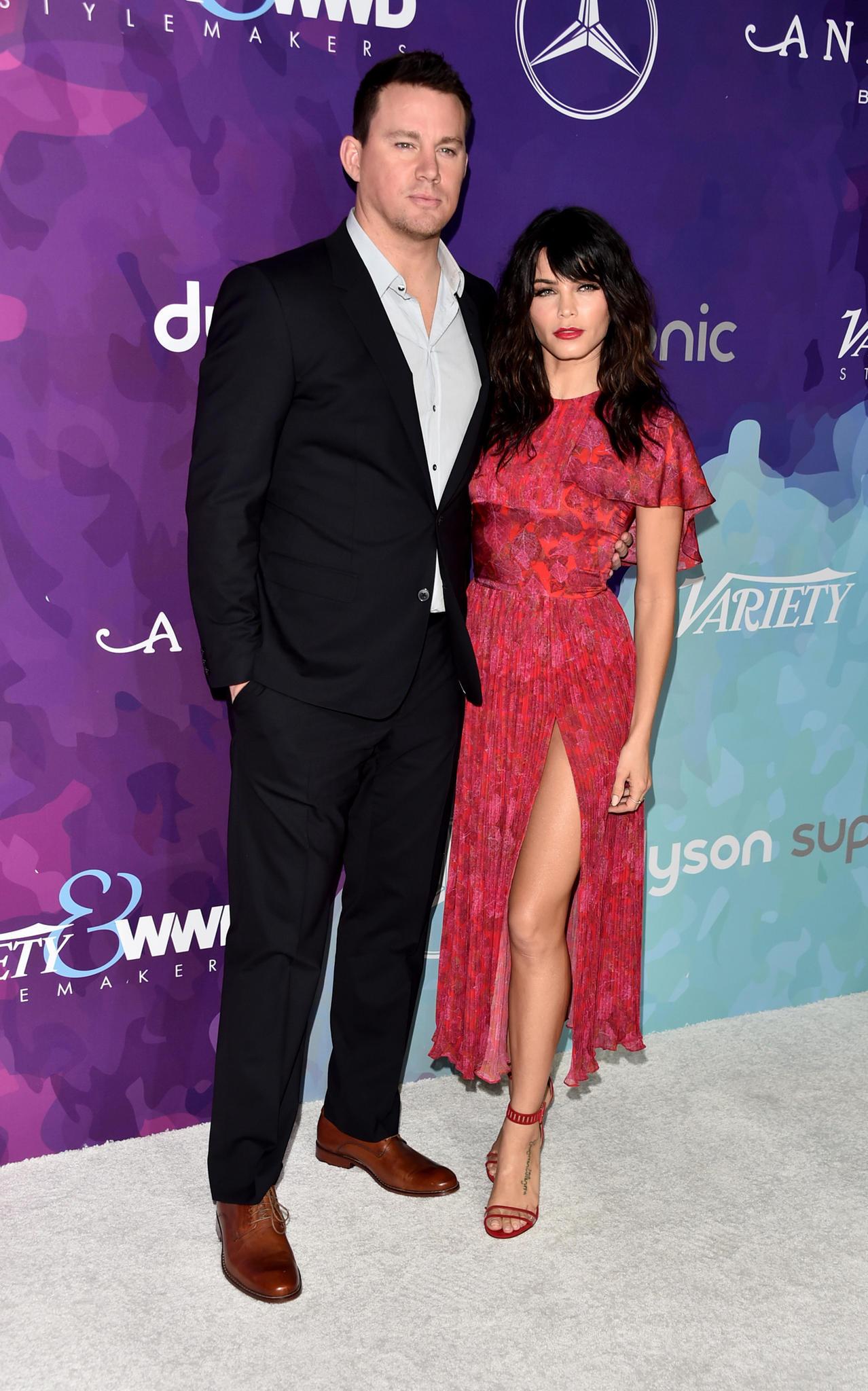 Channing Tatum + Jenna Dewan