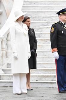 Fürstin Charlène + Fürst Albert: Sie brauchen die jungen Monegassen