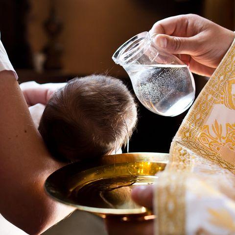 Maria Khvostantseva hätte ihre Tochter Vika gerne taufen lassen (Symbolbild)