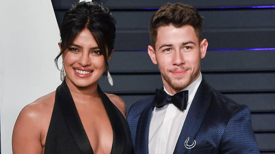 Priyanka Chopra Jonas und Nick Jonas