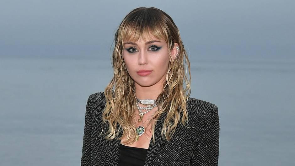 Miley Cyrus trägt jetzt Vokuhila