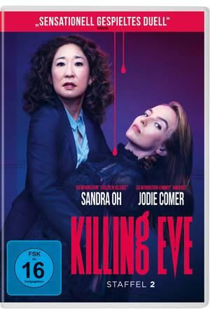 """Am 5. Dezember startet der Heimkinostart der 2. Staffel von """"Killing Eve"""""""