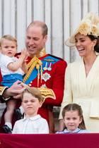 William, Kate und die Kids