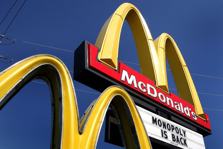 Gewinnspiel Mcdonalds