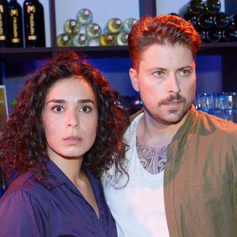GZSZ: Shirin und John erkennen, dass sie in großer Gefahr sind