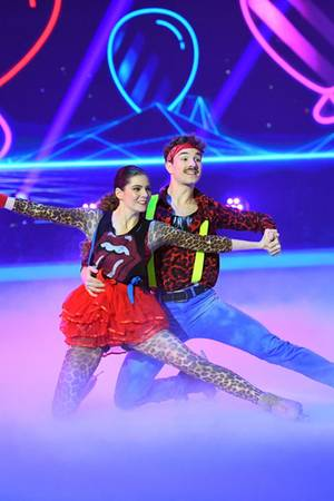 Klaudia Giez und Sevan Lerche