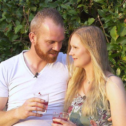 """Die """"Bauer sucht Frau""""-Kandidaten Thomas und Carina"""