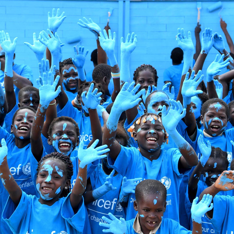 Unicef feiert 30 Jahre Kinderrechte