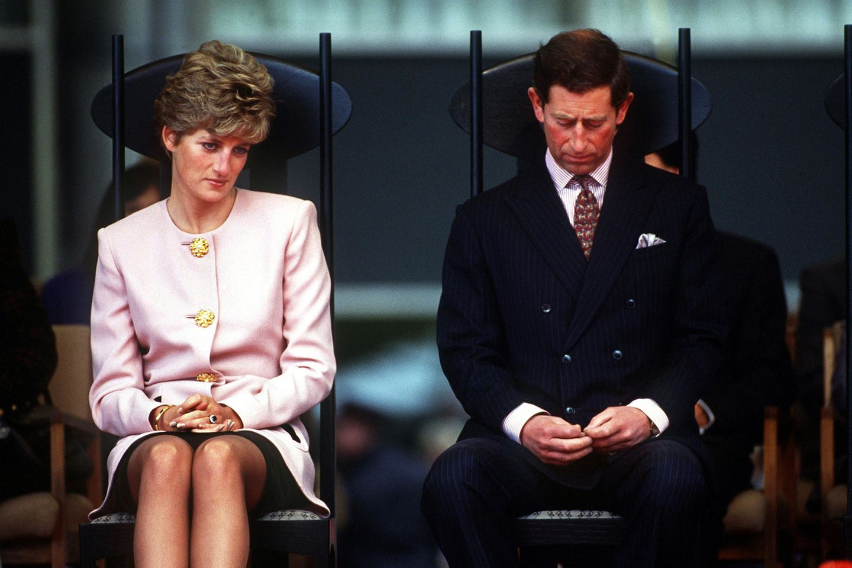 Prinzessin Diana und Prinz Charles 1991