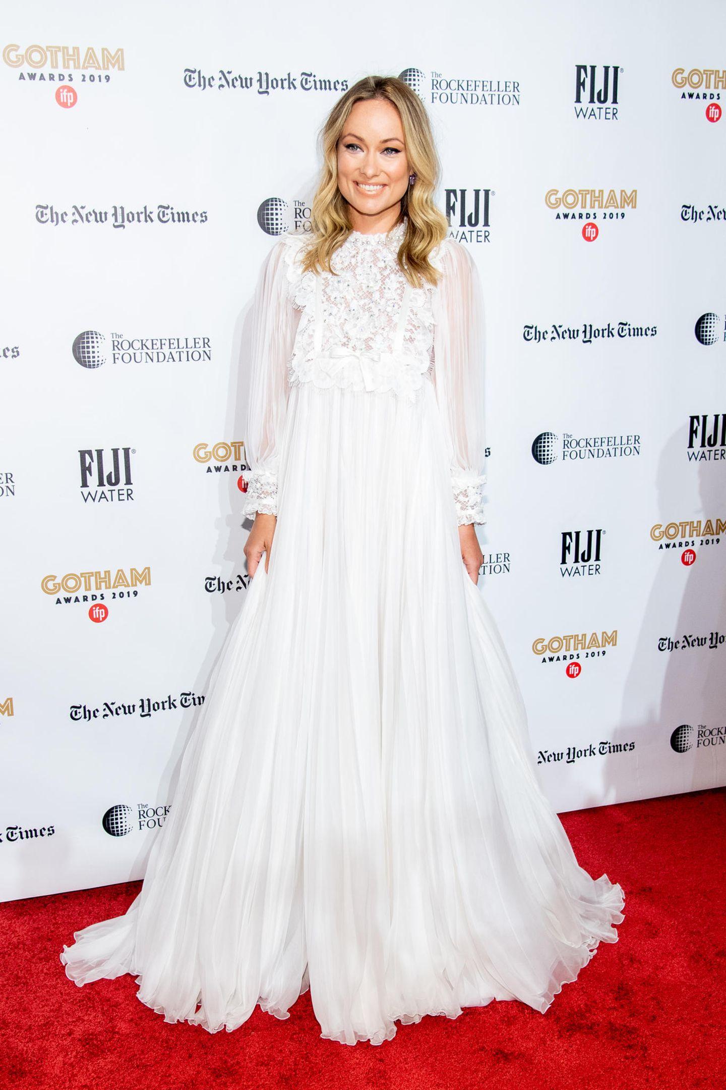 nicht nur für bräute: die weißen kleider der stars | gala.de