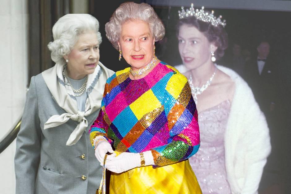 Elizabeth, die Fashion-Queen