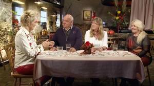 Inka Bause im Gespräch mit Bauer Jürgen,Kerstin und Maggie