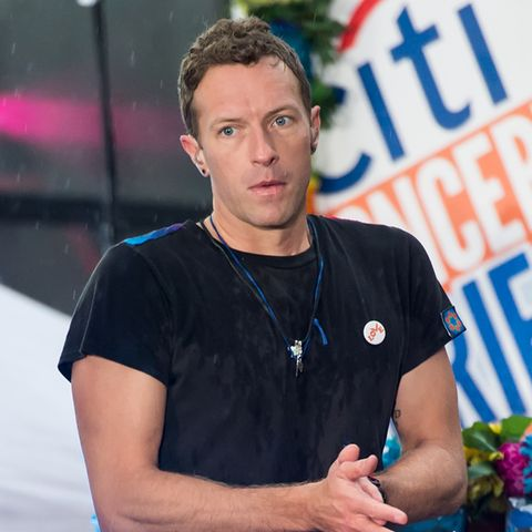 Coldplay-Frontmann Chris Martin