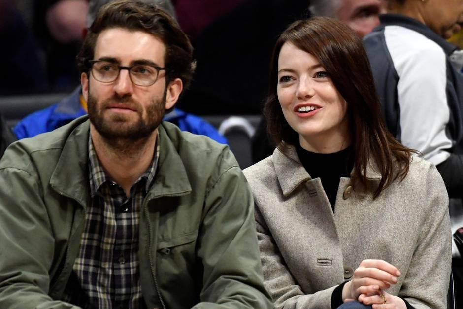 Dave McCary + Emma Stone