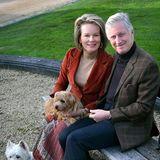 5. Dezember 2019  Und die beiden niedlichen Familienhunde der belgischen Königsfamilie dürfen auch noch mit aufs Bild.