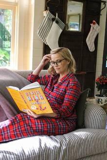 Reese Witherspoon ist eine engagierte Leseratte. Für das nächsteTreffen ihresBuchclubs hält sie schon einen neuenTipp bereit.
