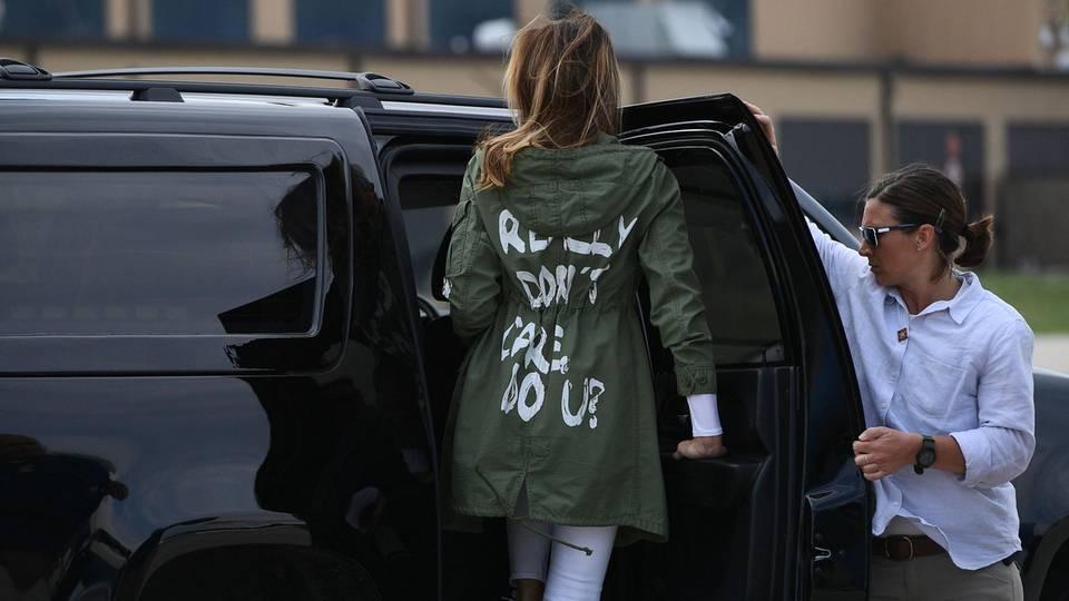 Melania Trump: Buch enthüllt neue Geheimnisse über Ehe mit Donald Trump