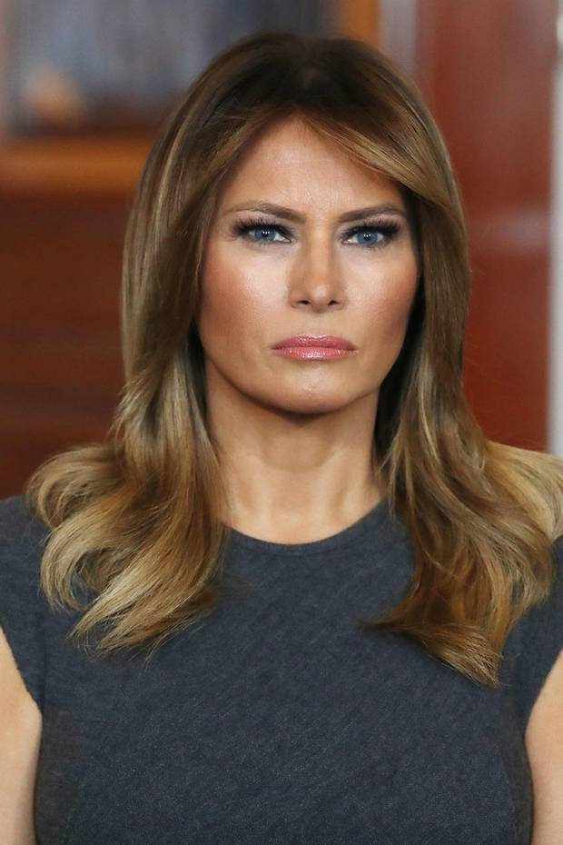 Alter Melania Trump