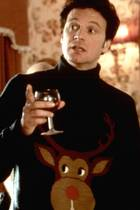 Colin Firth, hässlicher Weihnachtspullover, Ugly Christmas Sweater, Bridget Jones