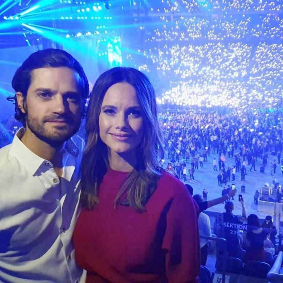 Das Paar verbindet einen besonderen Tag mit Avicii