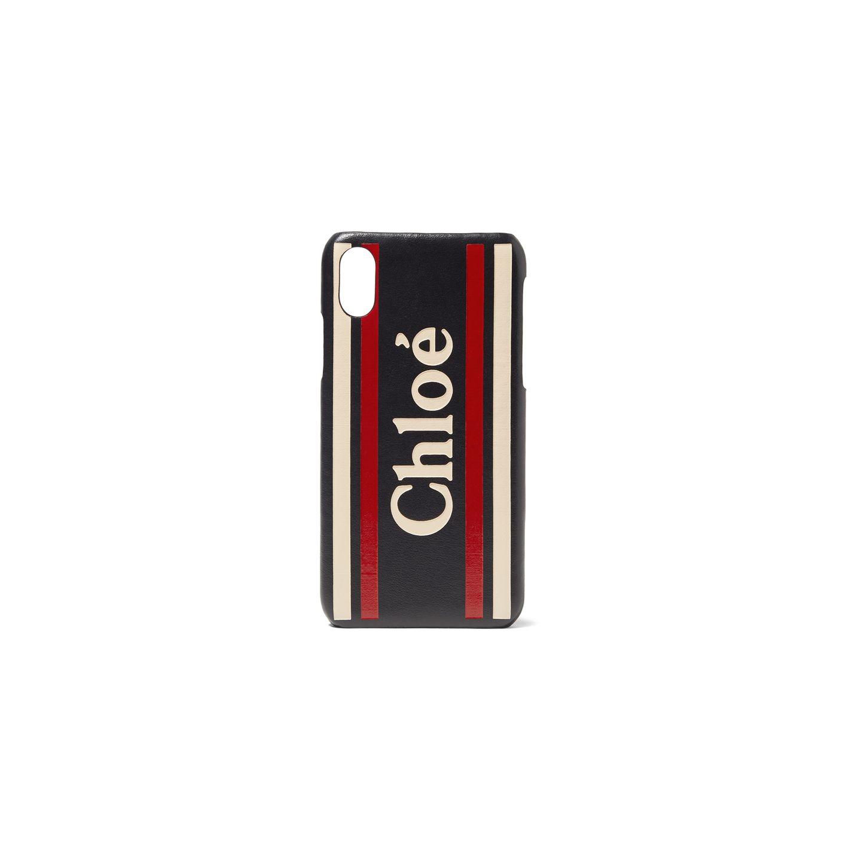 Wishlist: Wer Luxus-Handtaschen liebt und auch sein Handy gerne hübsch verpackt, sollte diese edle Handyhülle von Chloé definitiv auf seinen Wunschzettel schreiben. Über Net a porter, ca. 215 Euro.