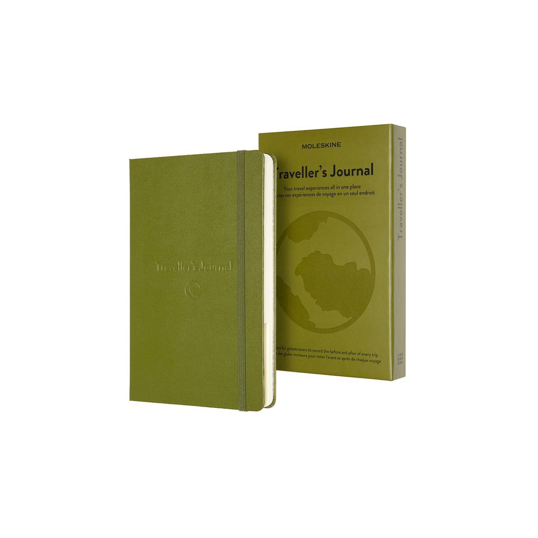 Wishlist: Im Moleskine Traveller's Journal können Sie, unterteilt in vorher und nachher, all Ihre Reisen aufzeichnen. Das perfekte Präsent also für Ihre reiselustigen Freunde, die schon die nächsten Trips geplant haben. Ca. 30 Euro.