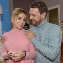 GZSZ: Nina und Robert werden Weihnachten getrennt verbringen
