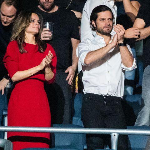 Prinzessin Sofia + Prinz Carl Philip