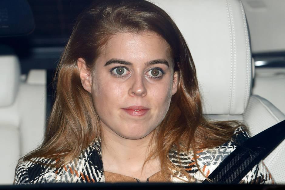 Nach Andrews Epstein-Interview: Prinzessin Beatrice sagt ihre Verlobungs-Party ab
