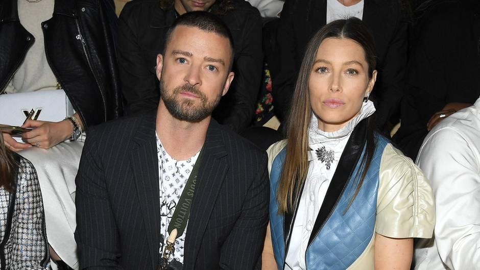 Justin Timberlake, Jessica Biel: Ehe in Scherben?