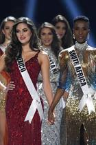 """Miss Universe""-Wahl in Atlanta"