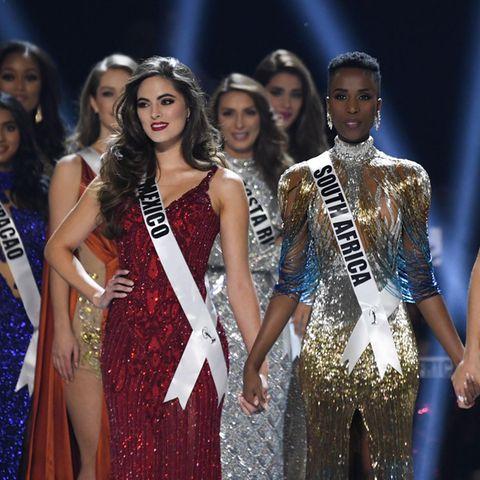 """Miss Universe""-Wahl in Atlanta"