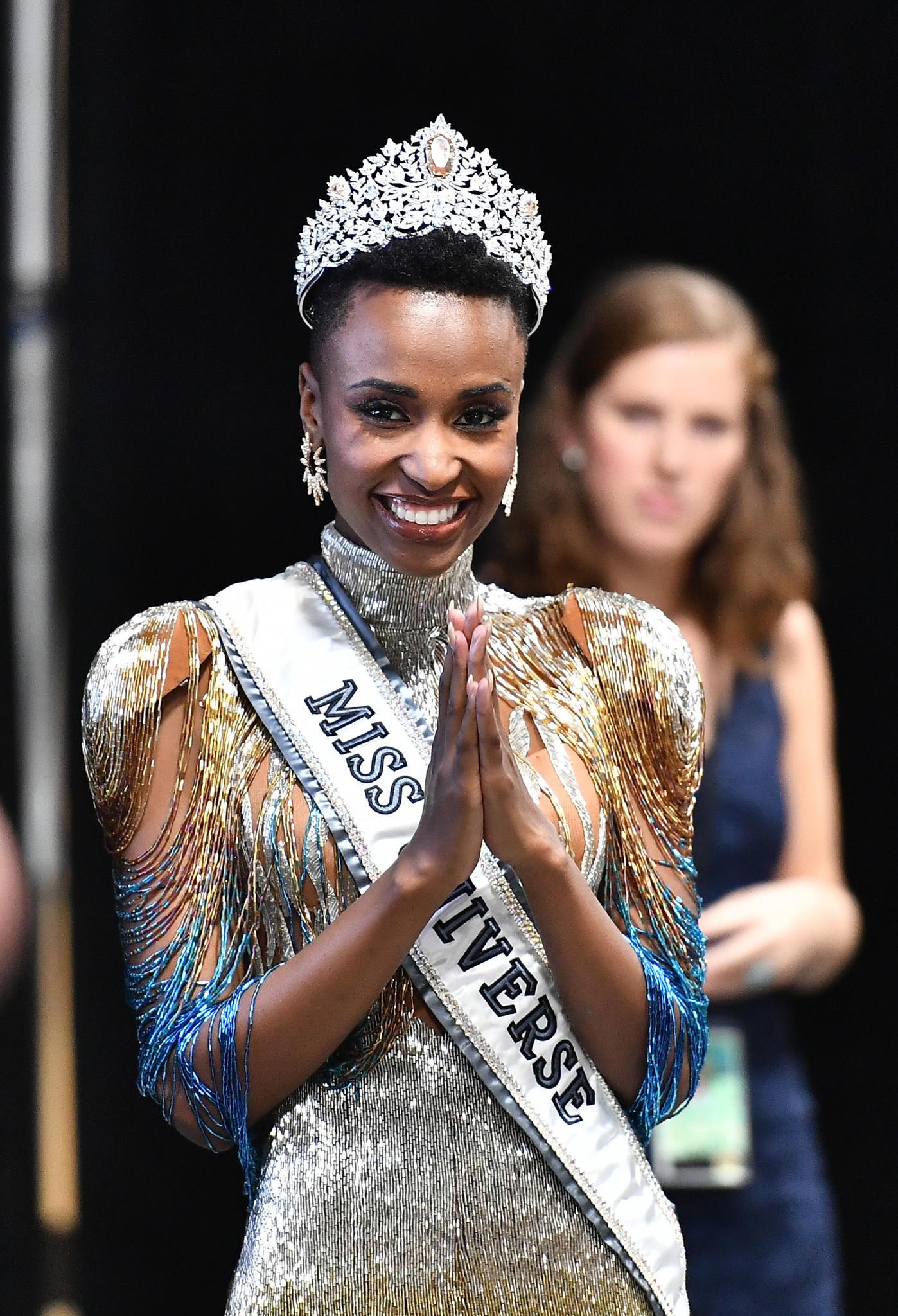 Die neue Miss Universe heißtZozibini Tunzi
