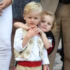 Prinzessin Gabriellaund Prinz Jacques von Monaco