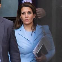 Prinzessin Haya bint al-Hussein am 11. Dezember 2019