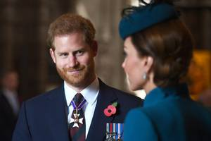 Prinz Harry Herzogin Catherine