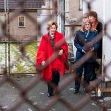12. Dezember 2019  Königin Sonja besucht das Frauengefängnis Bredtveit in Oslo.