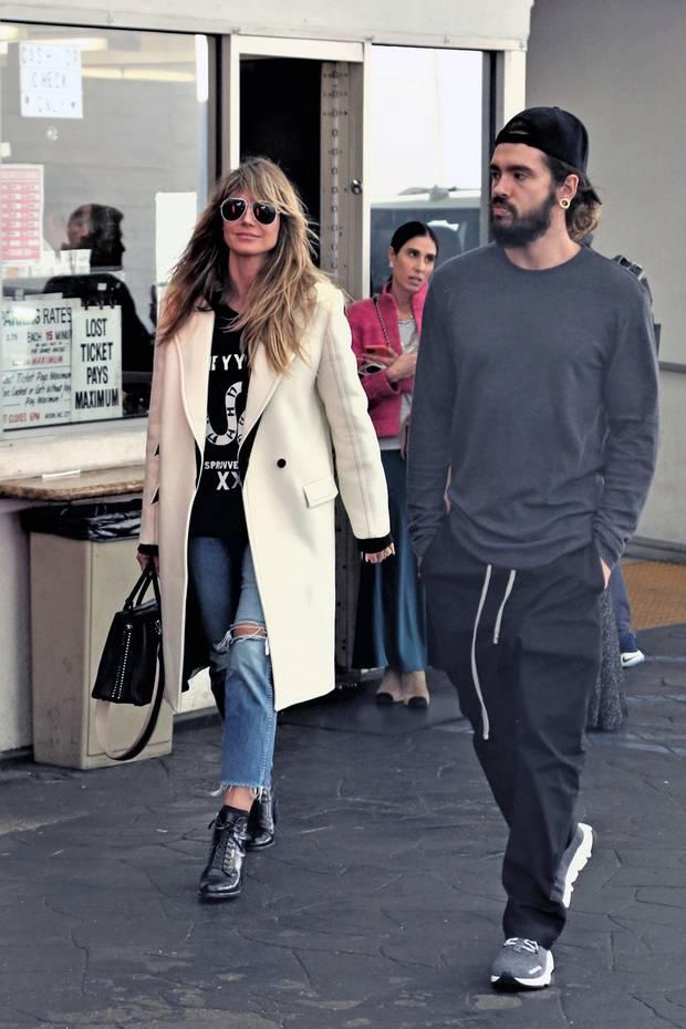 Fashion Looks: Der Style von Heidi Klum |