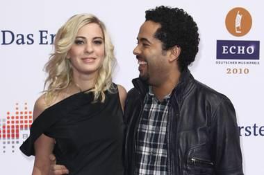 Jasmin und Adel Tawil