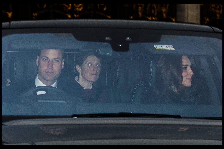 Ein fester Bestandteil der Familie: Maria Borrallo begleitetdie Royals auch an Weihnachten.