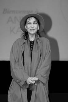 Anna Karina(†79)