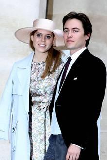 Prinzessin Beatrice &Edoardo Mapelli Mozzi